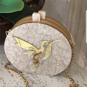 Animal Bag Colibri Golden