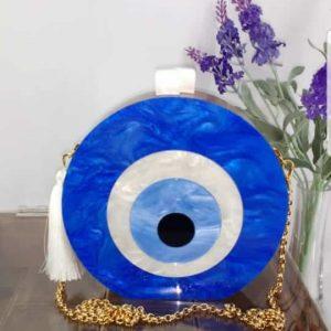 Circle Bag Olho grego