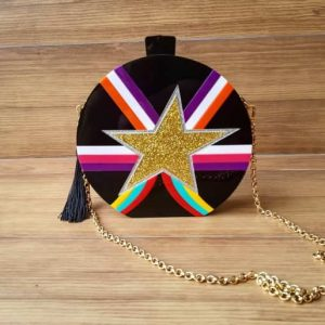 Circle Bag Star Fashion