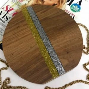 Circle Bag Glam Golden