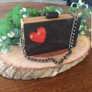 Brooklyn Bag Heart 3D