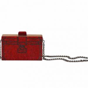 Brooklyn Bag Vintage Red