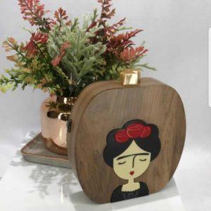 Frida Khalo Golden