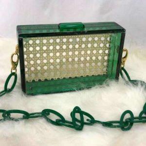 Mirage Crystal Green