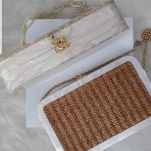 Bag Veneza Perolada