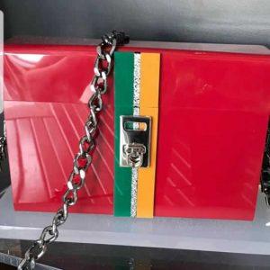 Bag Baú Rubi