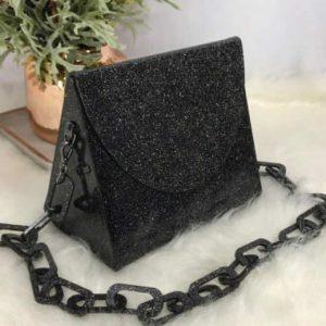 Isis Bag Black Glam