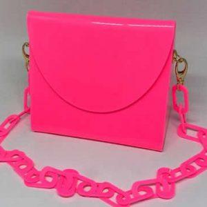 Isis Bag Pink Neon