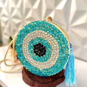 Bag Olho Grego Glam Tiffany