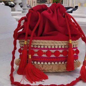 Gypsy Bag Red